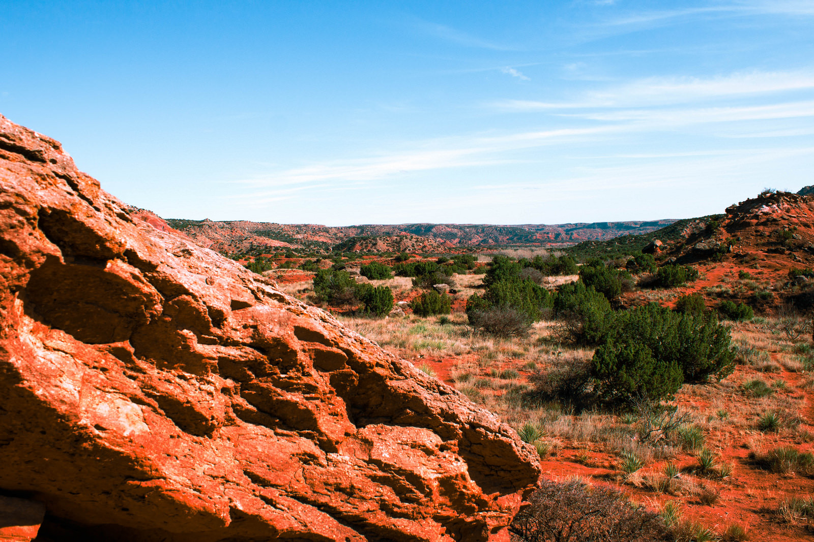 Canyon Sweep Texas