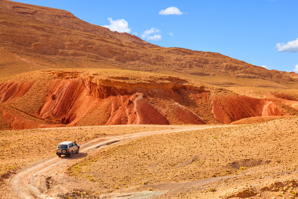 The Traveler's Guide to Driving in Morocco