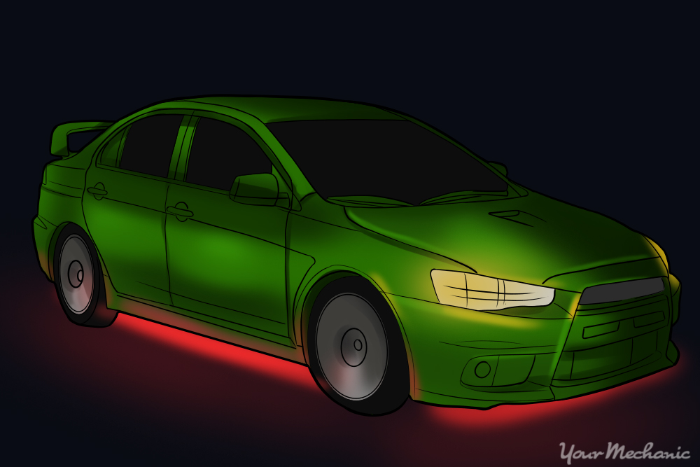 Neon Car Lights: How To Add Neon Lights To Your Car