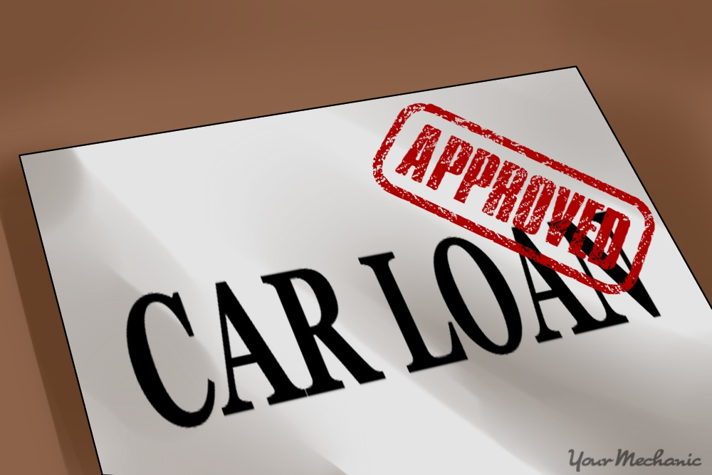 car loan approved illustration