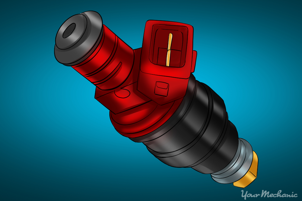 if your engine is running rough, there may be an issue with the vehicle's  fuel delivery system  having a faulty injector can cause one of your  cylinders to