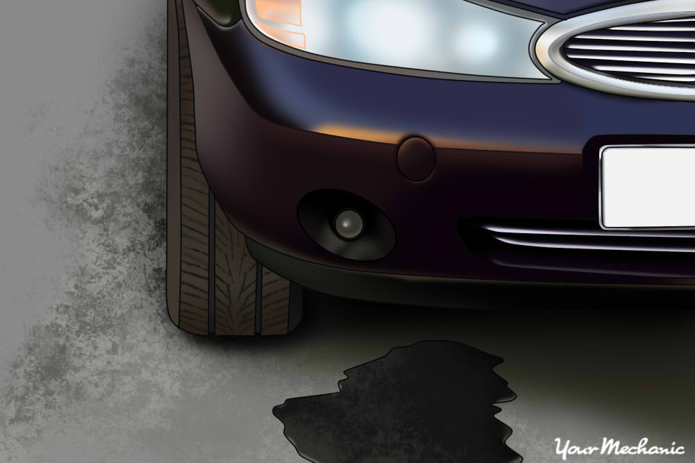 Car Leaking Oil >> How To Quickly And Accurately Find The Source Of An Oil Leak