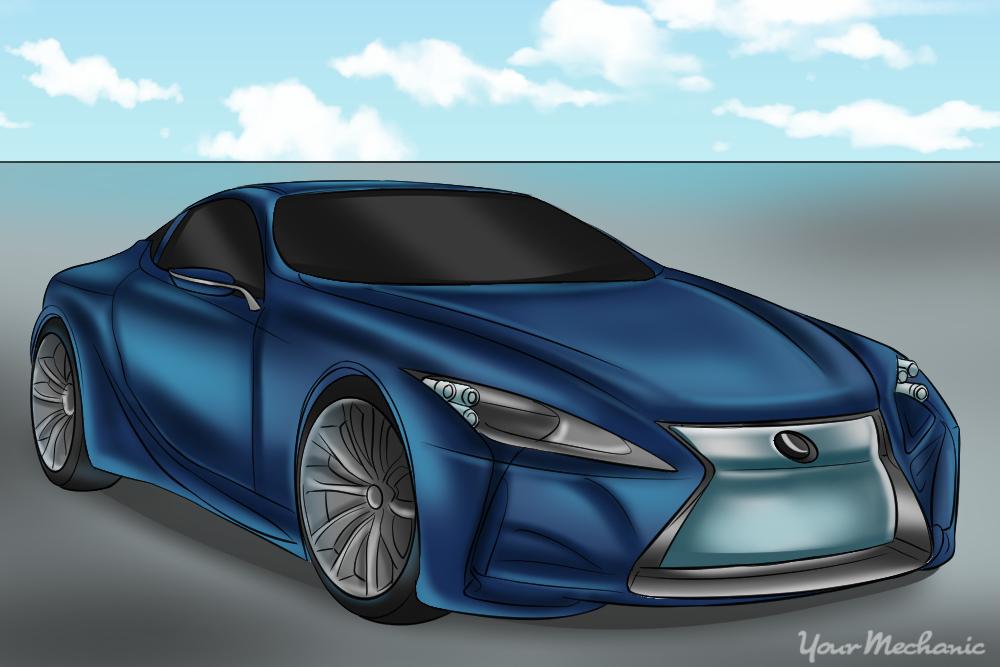 A Brand New Lexus