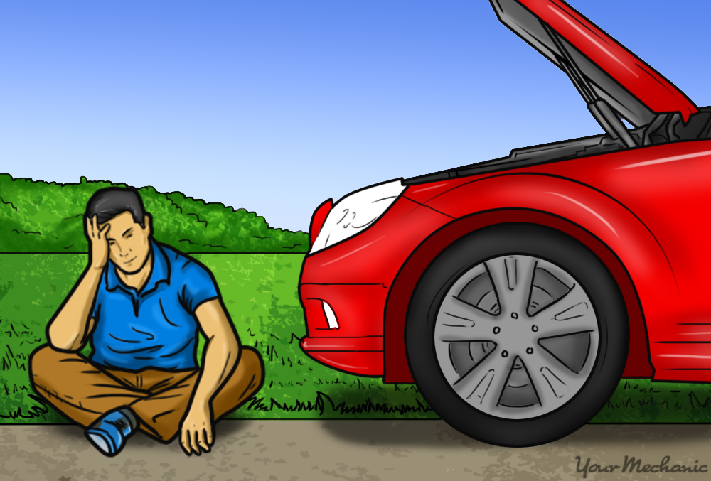 How To Handle A Car Breakdown In The Middle Of The Road