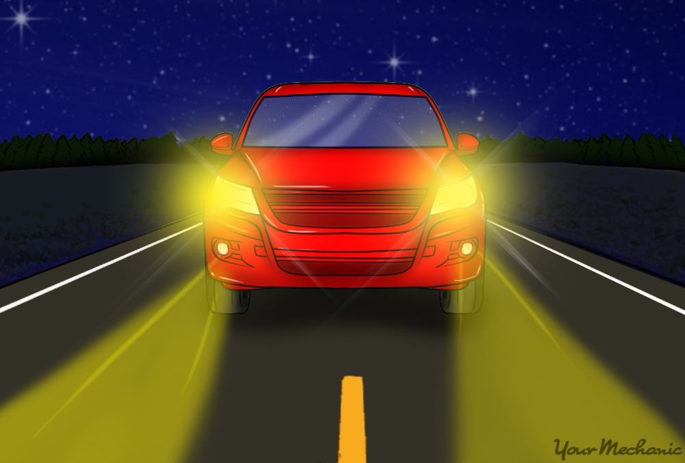 How to Deal With Glare While Driving at Night ...
