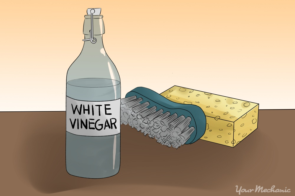 How To Remove Blood Stains From Carpet With Vinegar