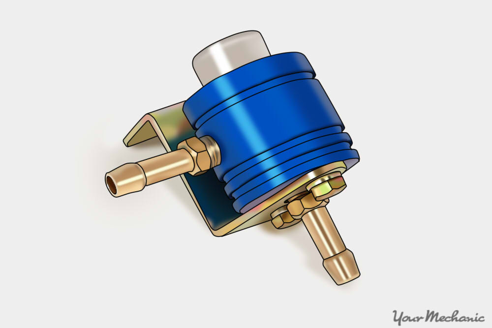 Ford Fuel Pressure Regulator Blue Spring Kit