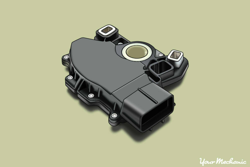 How To Replace A Neutral Safety Switch Yourmechanic Advicerhyourmechanic: Ford Crown Victoria Transmission Range Sensor Location At Gmaili.net
