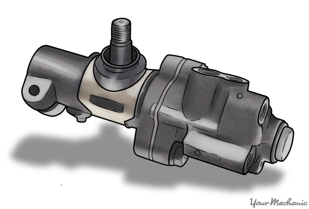 How To Replace A Power Steering Control Valve Yourmechanic Advice. Power Steering Control Valve. Toyota. 2010 Toyota Corolla Power Steering Diagrams At Scoala.co