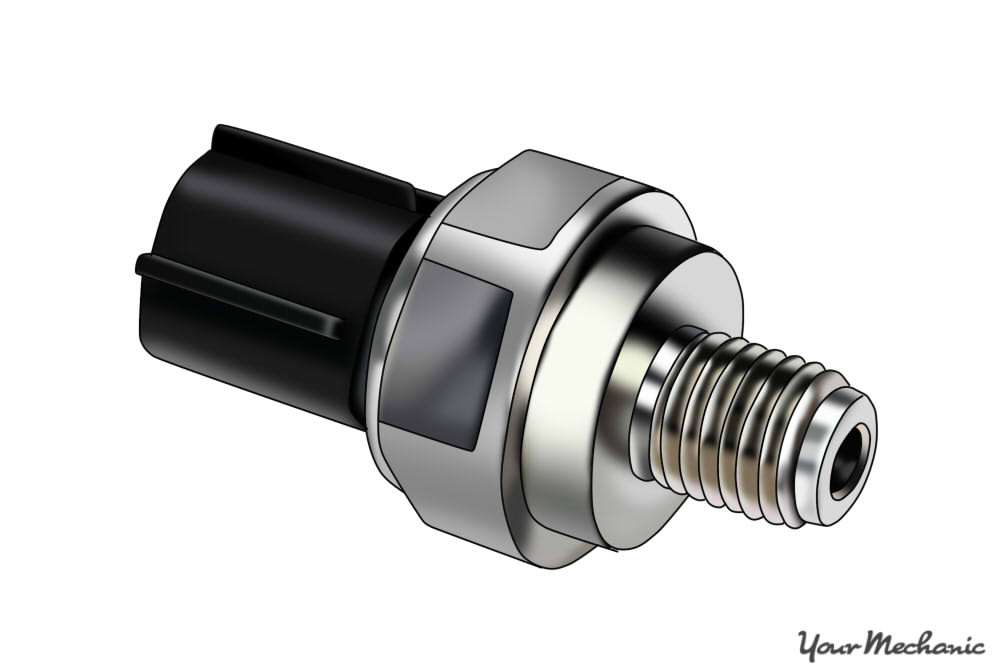 replace  transmission oil pressure switch