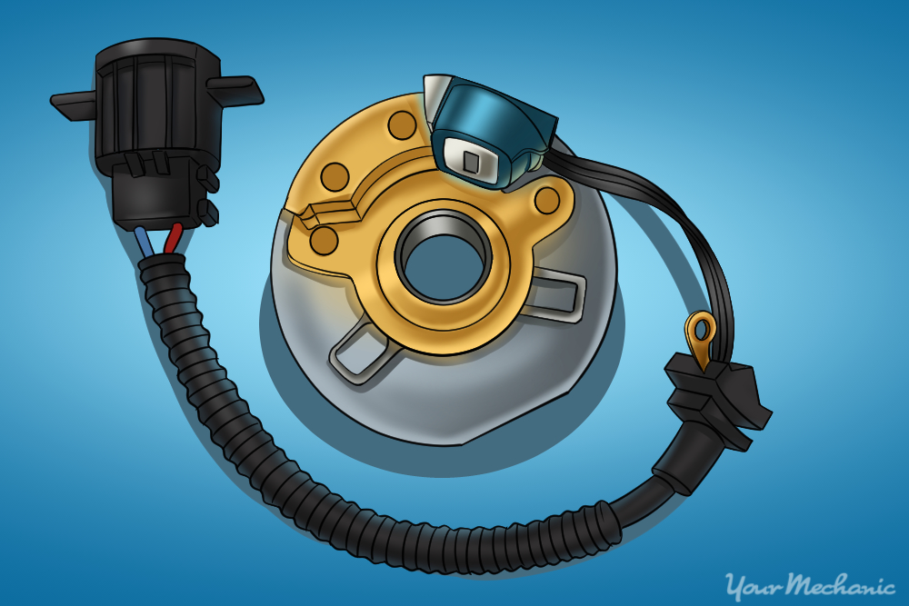How to Replace an Electronic Ignition Pickup | YourMechanic Advice