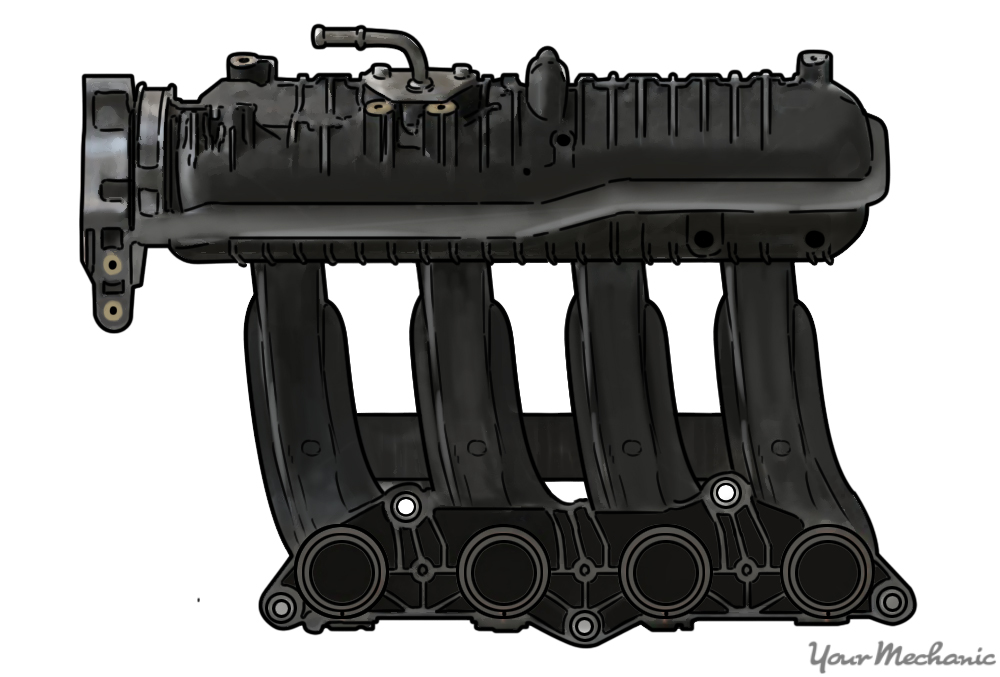 variable tuned intake manifold