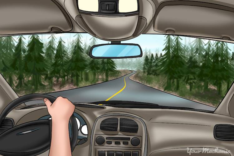 how to stay safe while driving on the highway yourmechanic advice. Black Bedroom Furniture Sets. Home Design Ideas