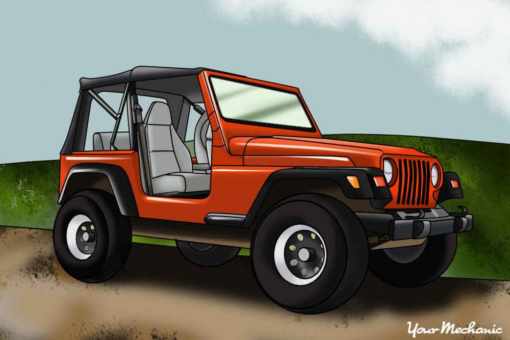 How to Take the Doors Off Your Jeep | YourMechanic Advice
