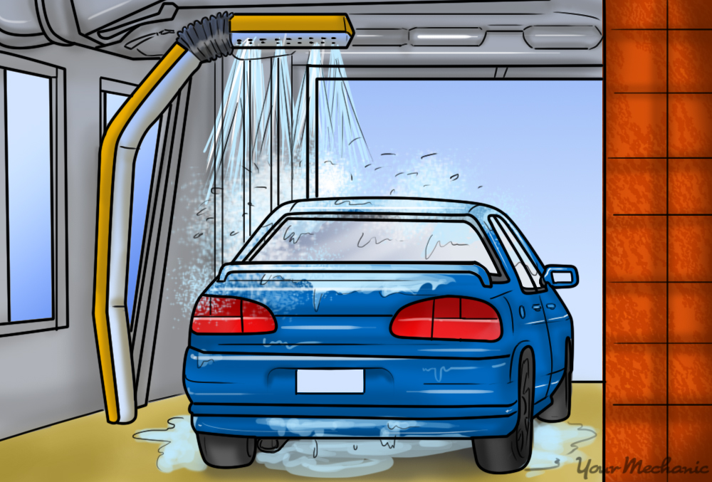 How to Use a Ryko Automatic Car Wash | YourMechanic Advice
