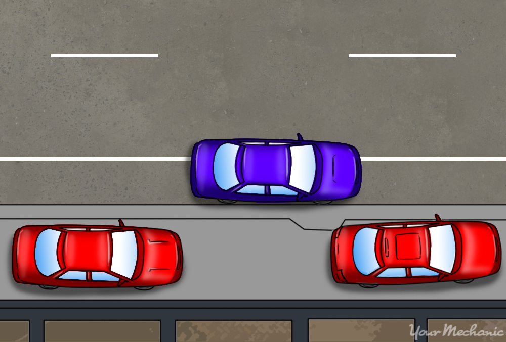 car parallel parking