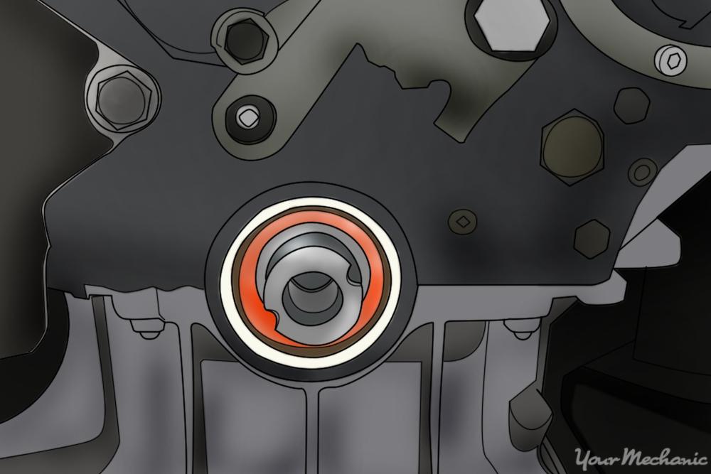 How to Replace a Crankshaft Seal | YourMechanic Advice