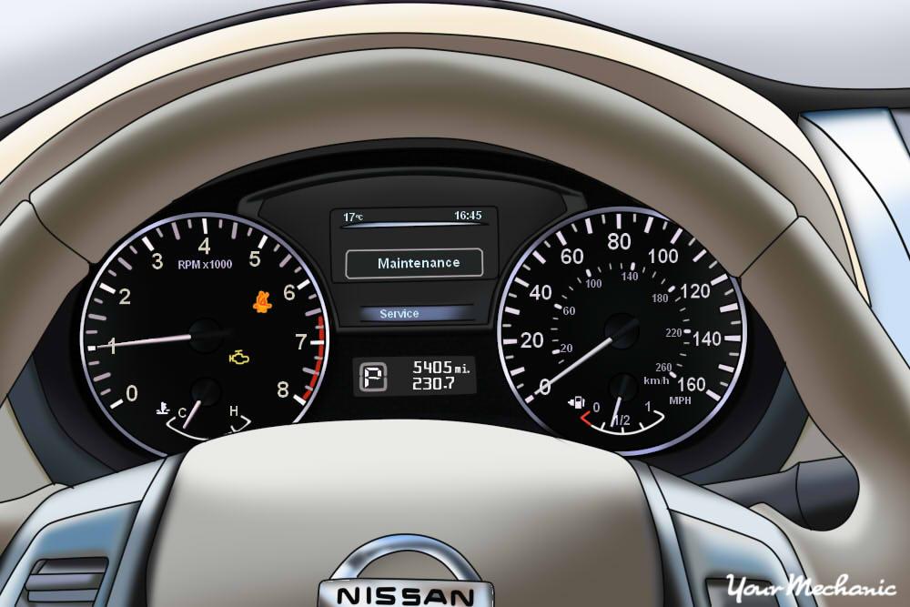 Nissan Qashqai 2018 Dashboard Lights | Nissan 2021 Cars