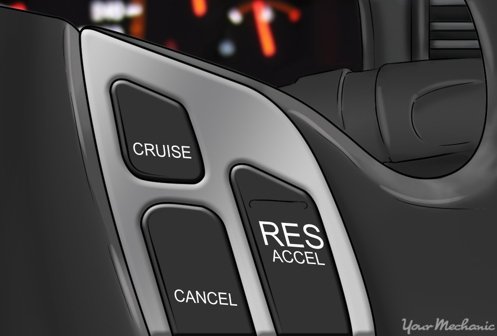 How to Replace a Cruise Control Switch 1