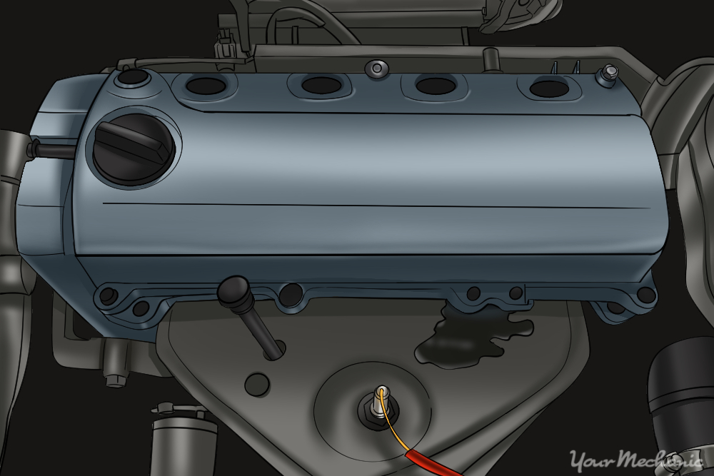 How to Troubleshoot and Replace a Leaking Valve Cover Gasket 1