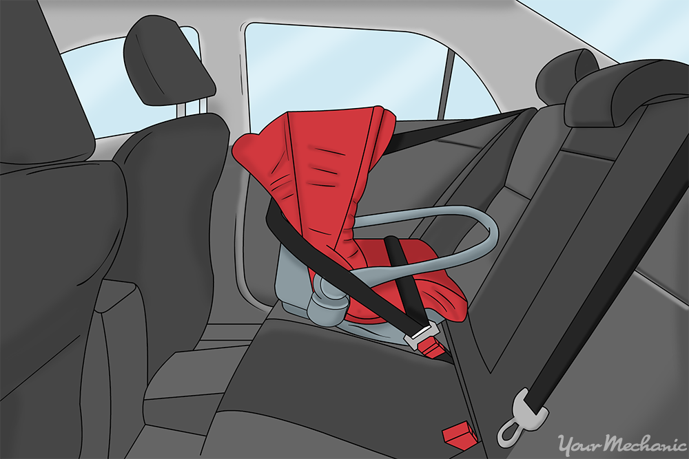 Rear Facing Car Seat
