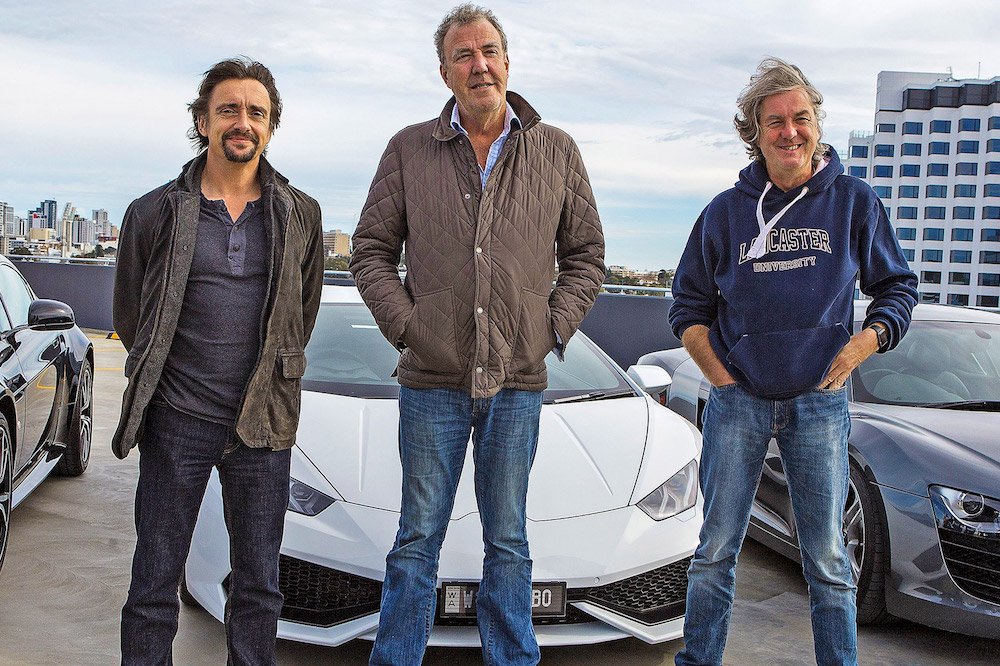 top gear team pic