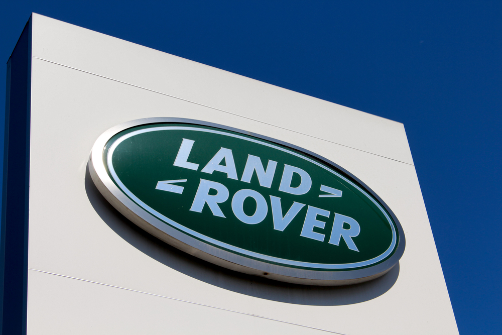 land rover dealer