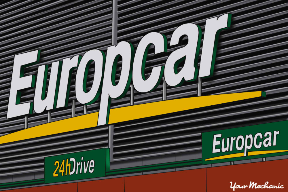 european car rental service