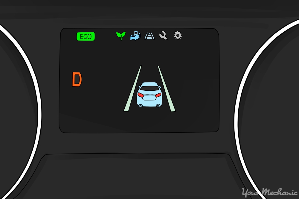 What Does the Adaptive Cruise Control Warning Light Mean?