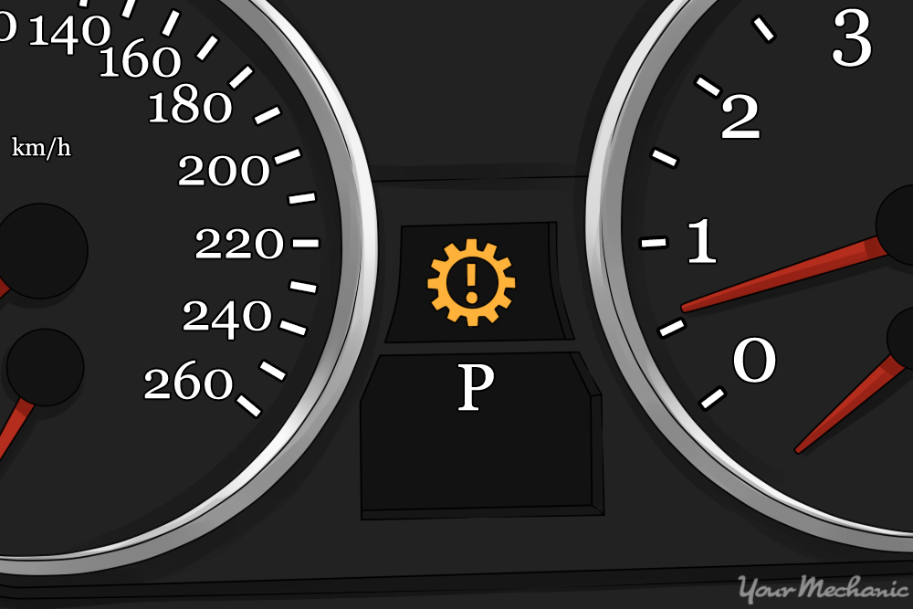 What Does The Automatic Transmission Automatic Gearbox Warning Light