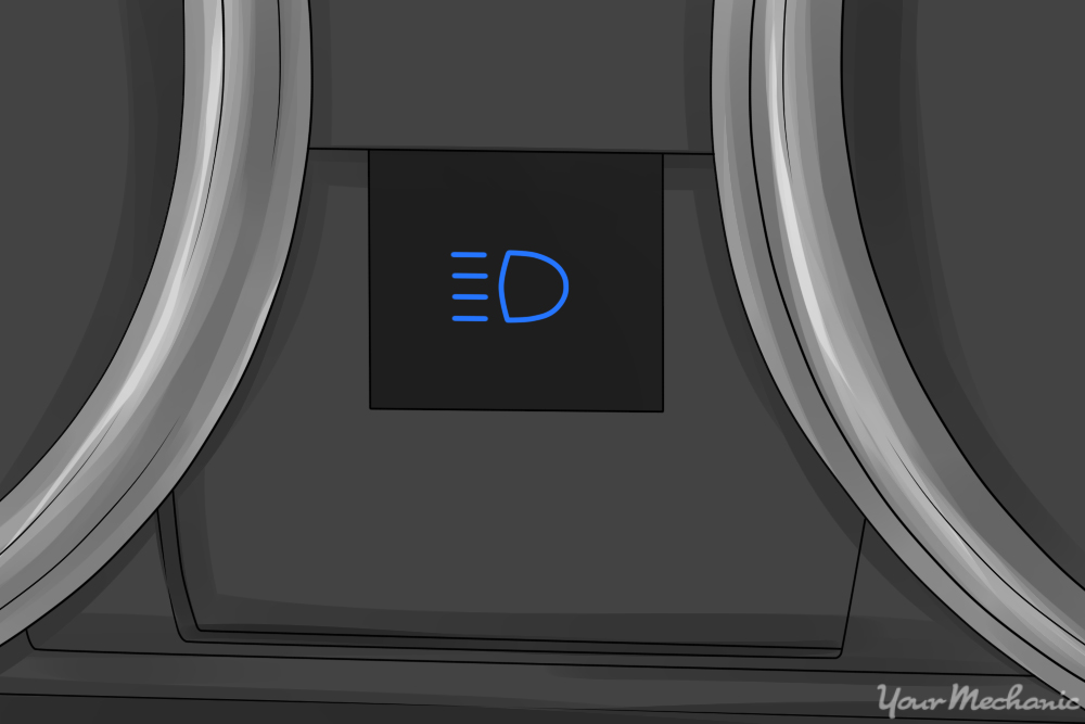 What Do the Headlight Indicators Mean?