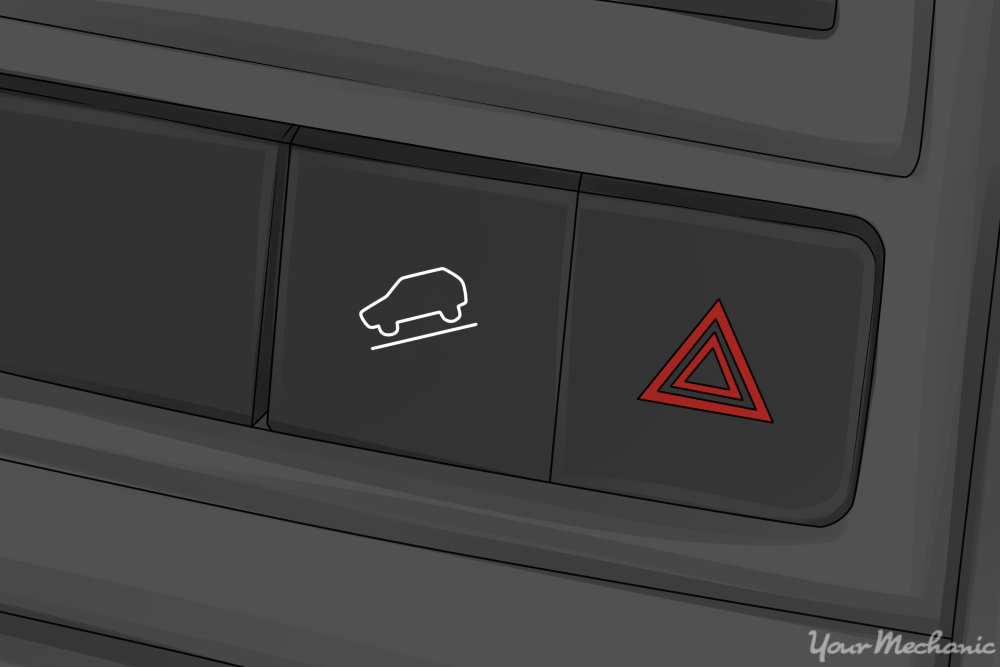 What Does the Hill Descent Control Warning Light Mean?