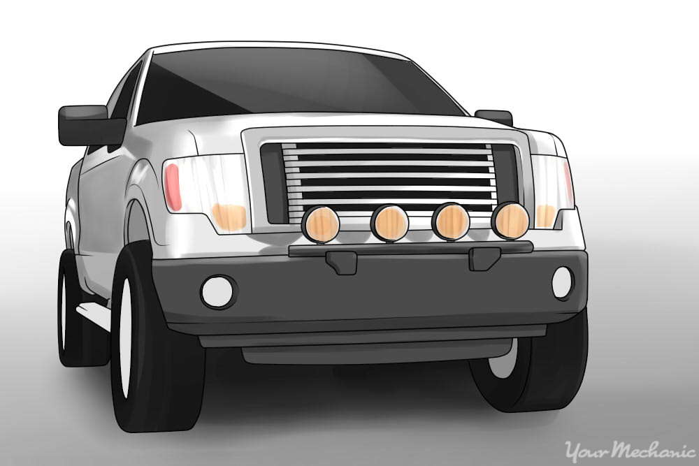 How To Install Offroad Lights On Your Vehicle Yourmechanic Advice