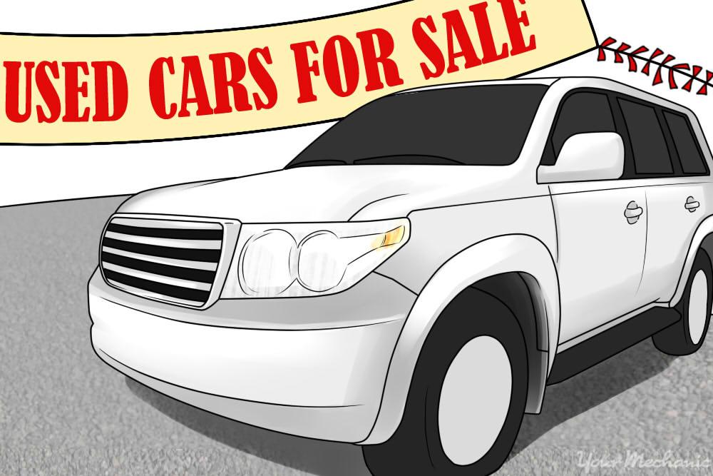 used car dealer in california