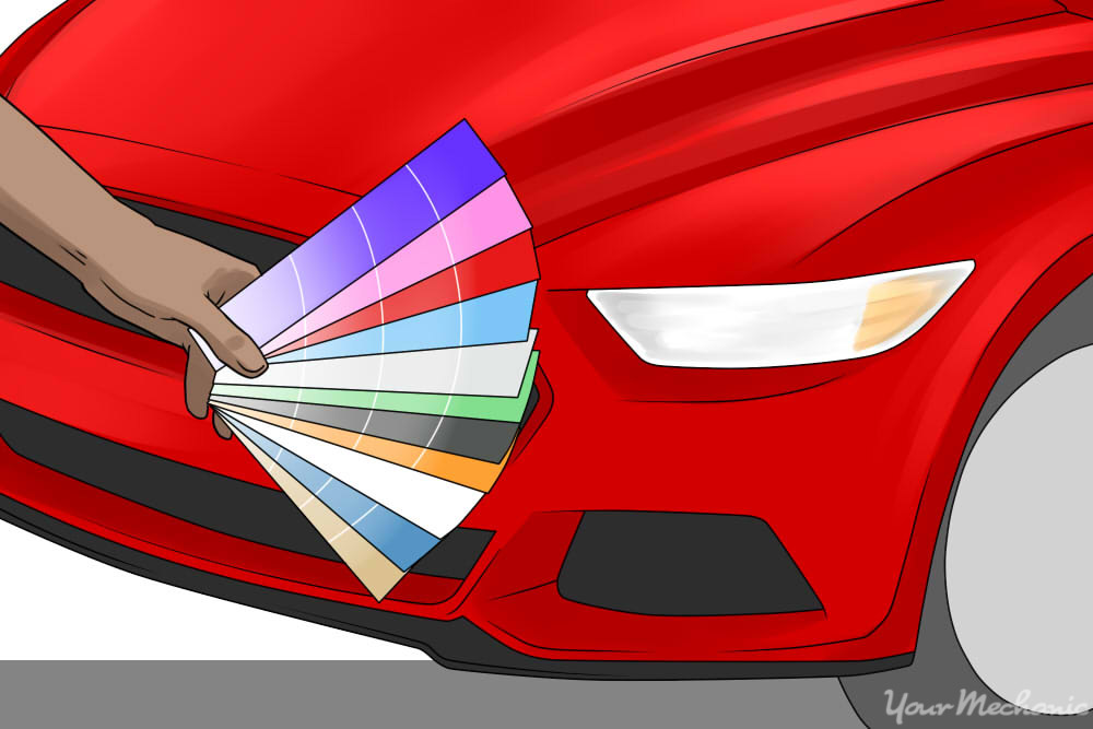 Paint Colors For Car >> How To Decide On A Car Paint Color Yourmechanic Advice