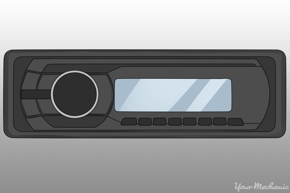 aftermarket car stereo