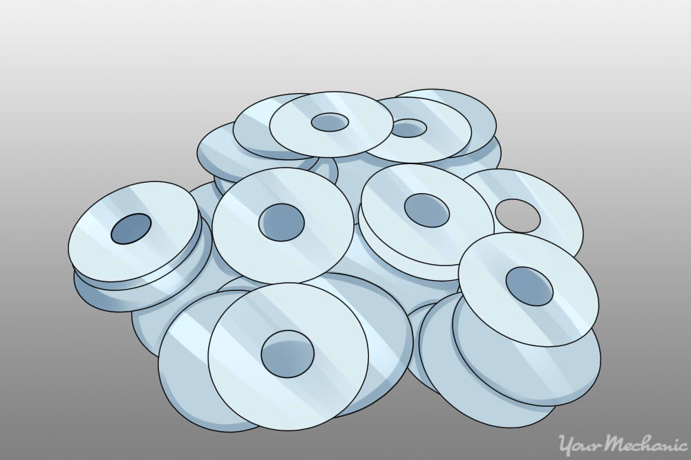 pile of loose cds