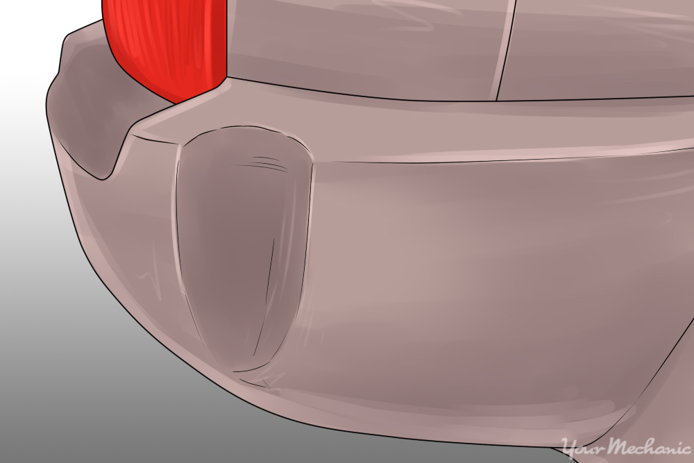 How to Repair Your Car Bumper 1
