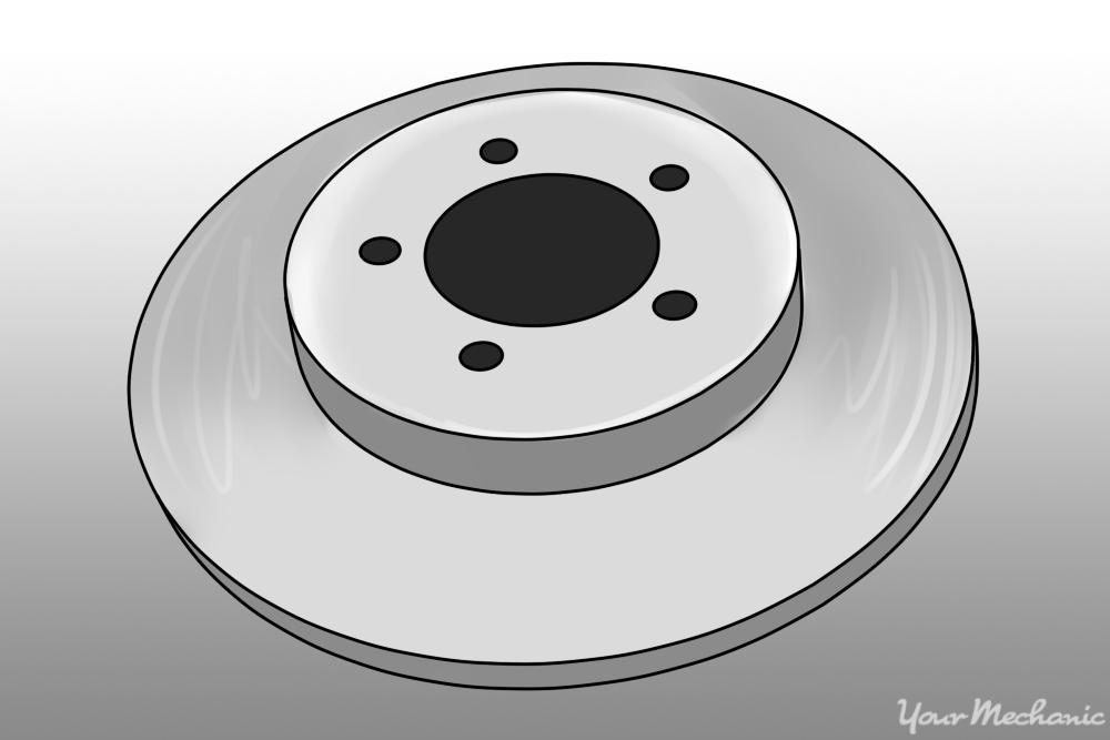 a single rotor