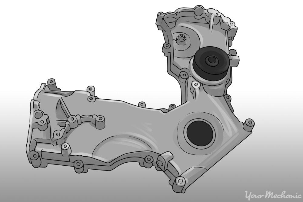 How To Replace A Timing Cover Timing Cover