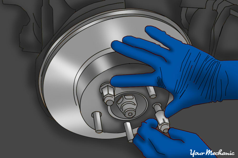 how to change a brake caliper - 10