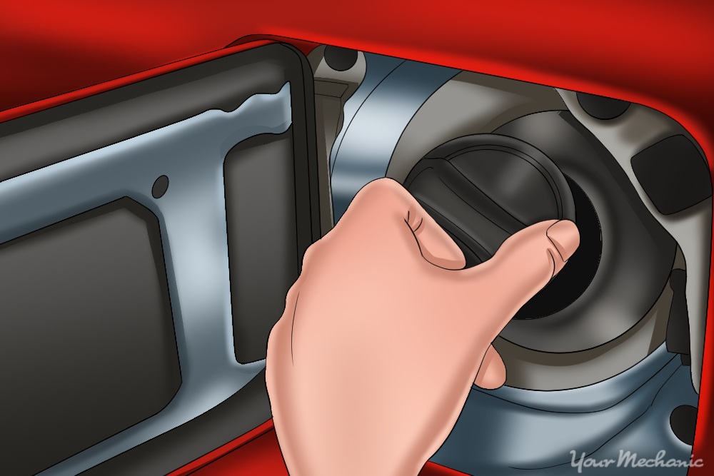How to Change a Fuel Filter 10