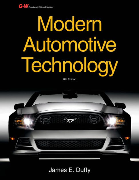 10 Best Books on Automotive Technology - Modern Automotive Technology