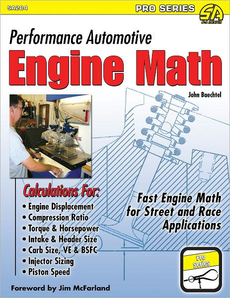 10 Best Books on Automotive Technology - Performance Automotive Engine Math