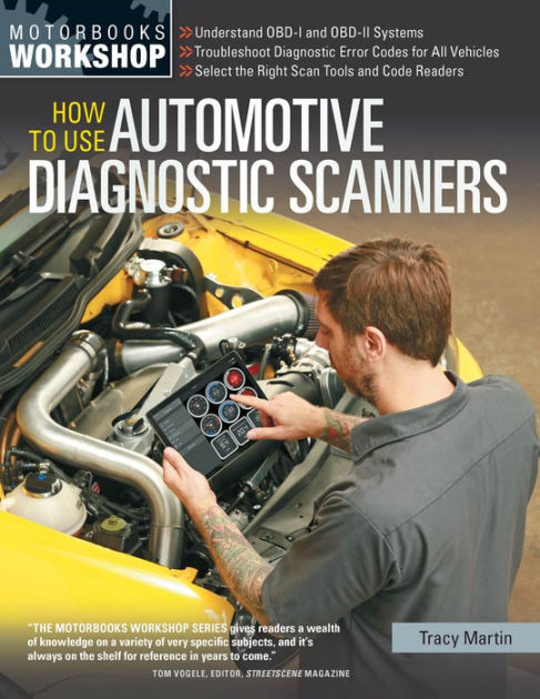 10 Best Books on Automotive Technology - How To Use Automotive Diagnostic Scanners