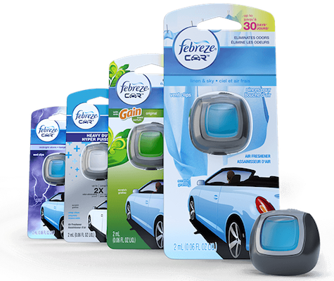 10 Best Car Air Fresheners - Febreze