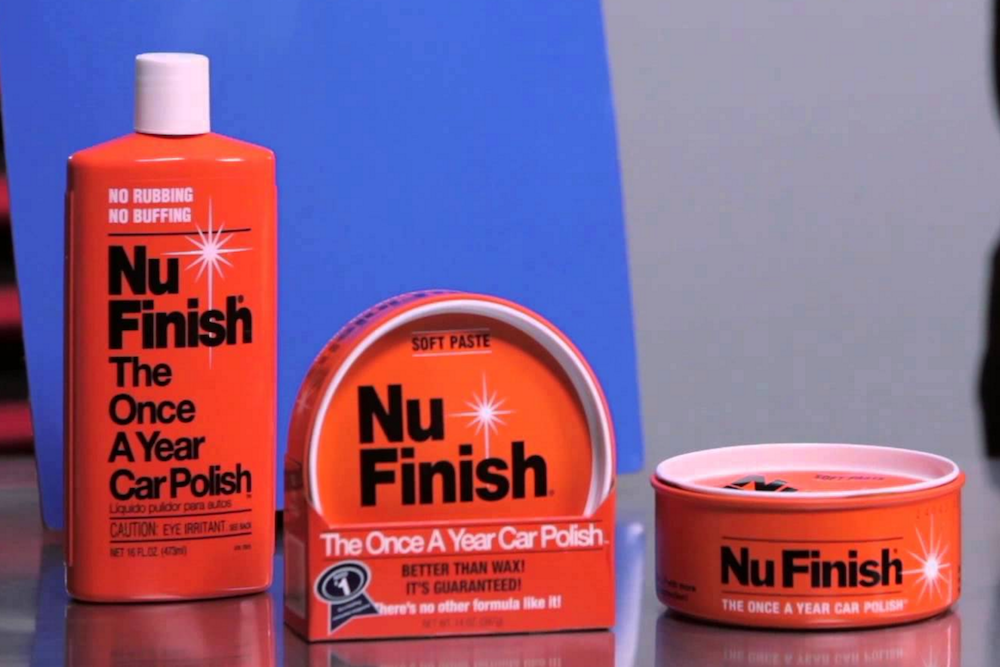 Nu Finish Liquid Car Polish
