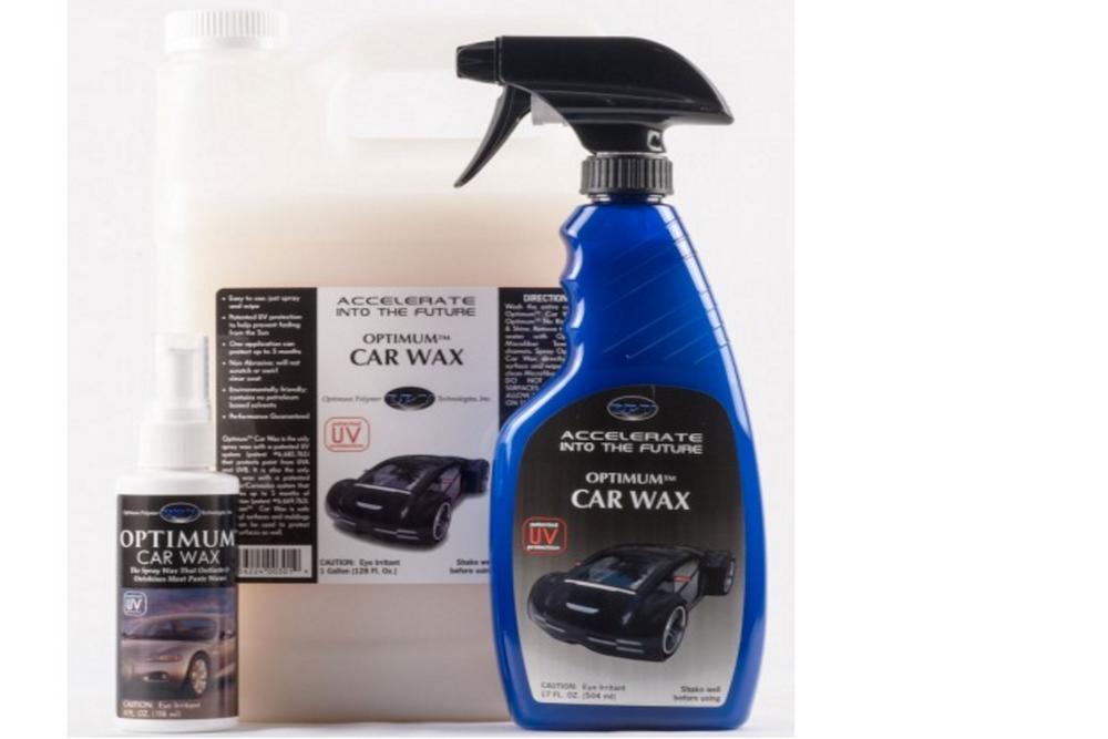 OPT Optimum Car Wax