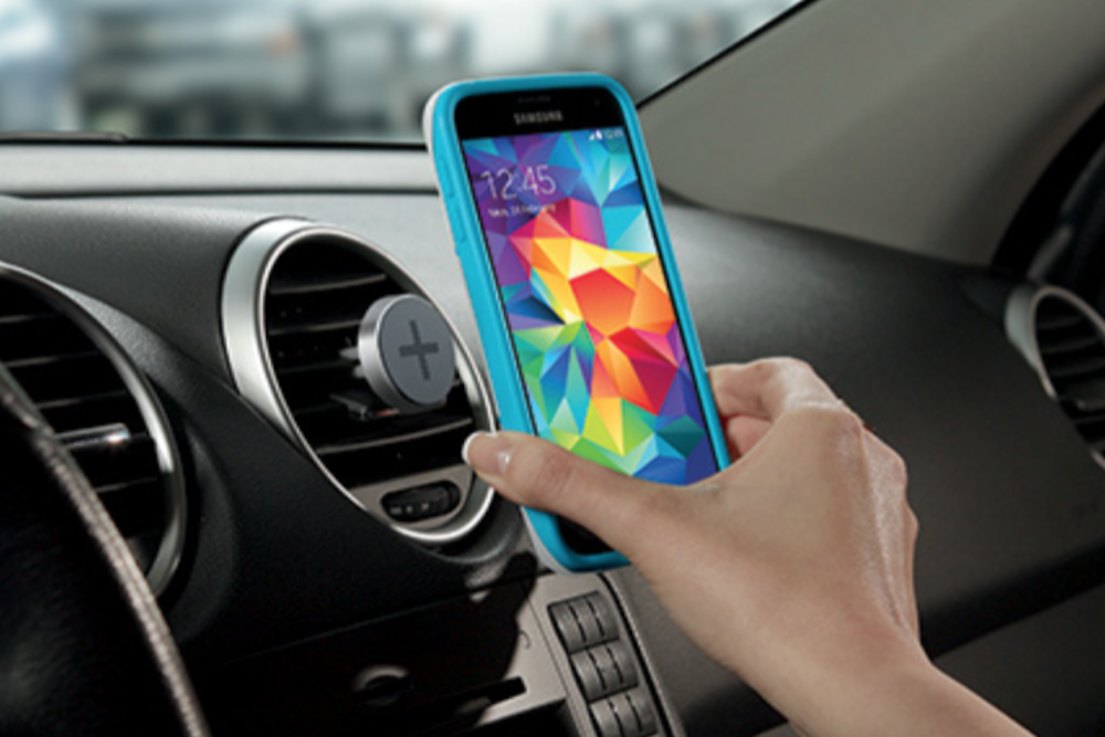 Logitech Trip One-Touch Smartphone Car Mount