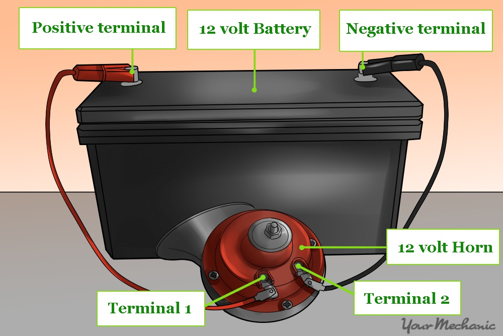 Volt Classic Car Battery